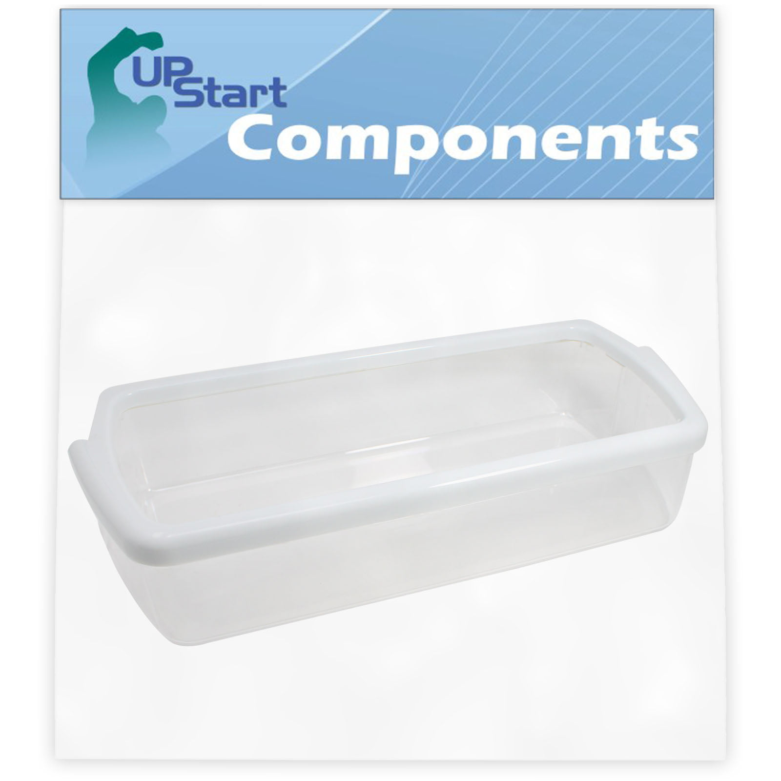 Compatible with WPW10321304 Door Bin W10321304 Refrigerator Door Bin Replacement for Kenmore//Sears 106.56863601 Refrigerator
