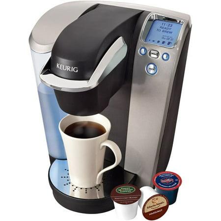 Keurig B70 Platinum K Cup Brewing System Walmartcom