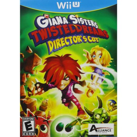 Giana Sisters: Twisted Dreams - Directors Cut (Wii (Giana Sisters Twisted Dreams Directors Cut Ps4)