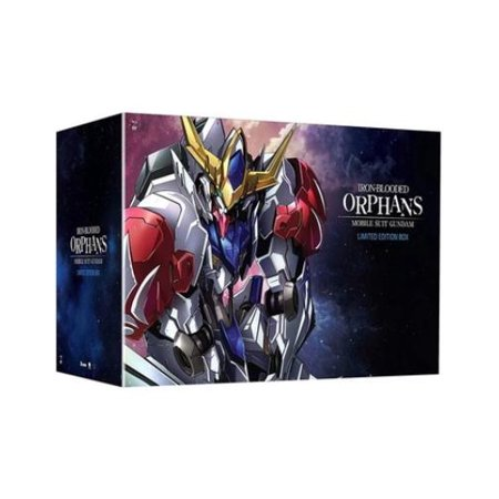 Mobile Suit Gundam: Iron-Blooded Orphans: Season Two - Limited Edition Blu-ray + DVD + Digital (Resistance 2 Limited Edition)