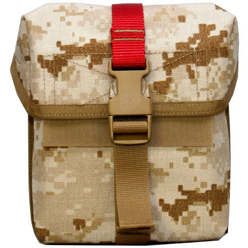 Spec-Ops Brand Medical Pouch, Desert Digital, Medium