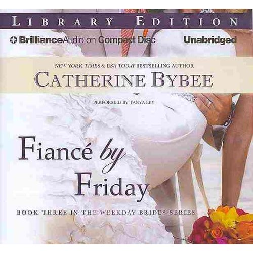 Fiance by Friday: Library Edition