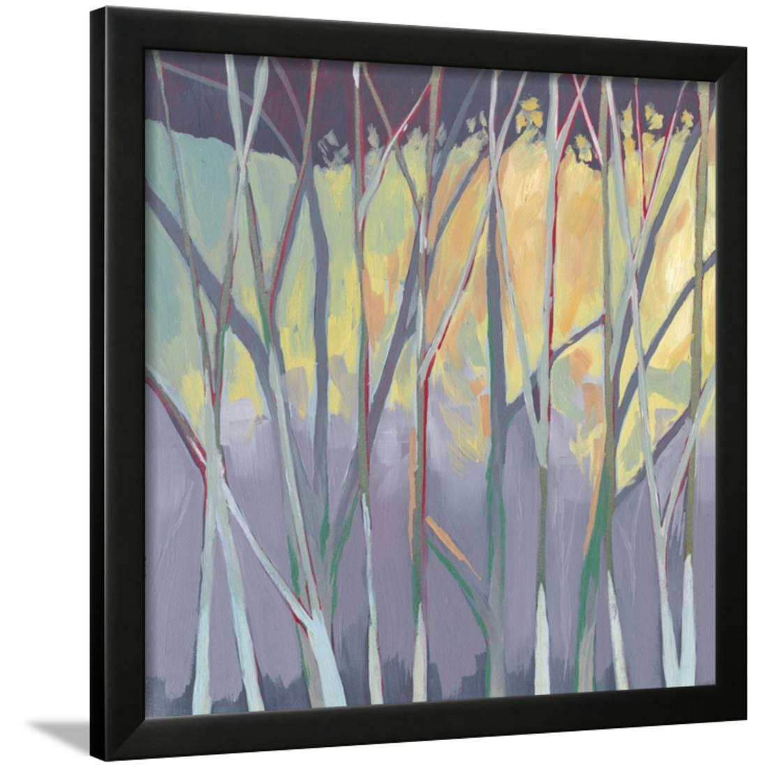 Tangled Twilight II Framed Print Wall Art By Grace Popp