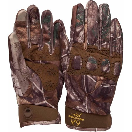 Realtree Men's Midweight Gloves
