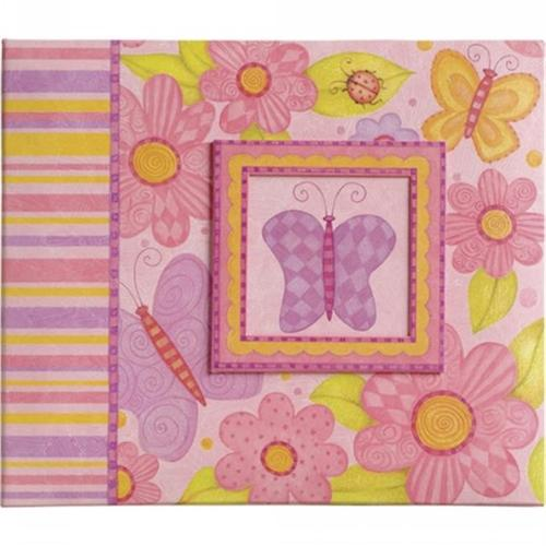 K&Company K532809 Young Girl Postbound Scrapbook 12''X12