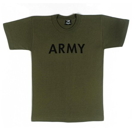 Army Olive Drab Physical Training T-Shirt