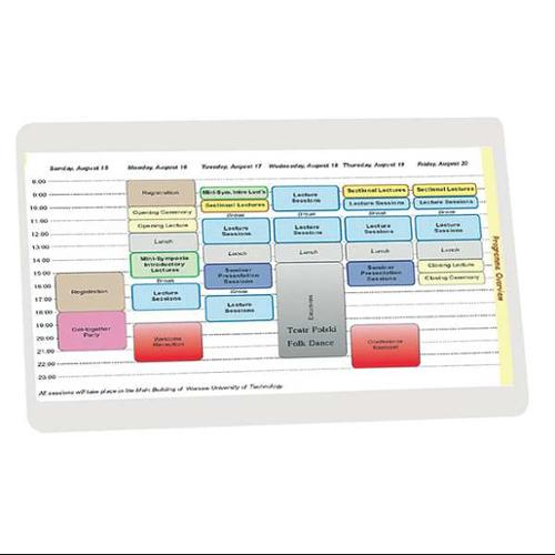 """3-1/2"""" Index Card Laminating Pouches, Sircle, IND-07"""