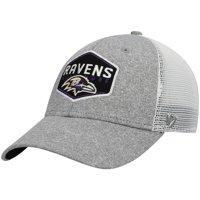 Baltimore Ravens '47 Hitch Contender Flex Hat - Gray/White