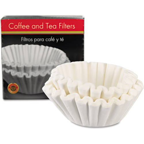 BUNN 100-Count Home Coffee and Tea Filters, BCF100B