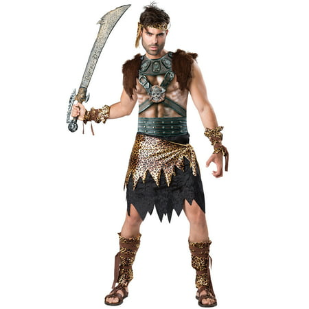 Barbarian Gladiator Adult Costume - Real Gladiator Costume