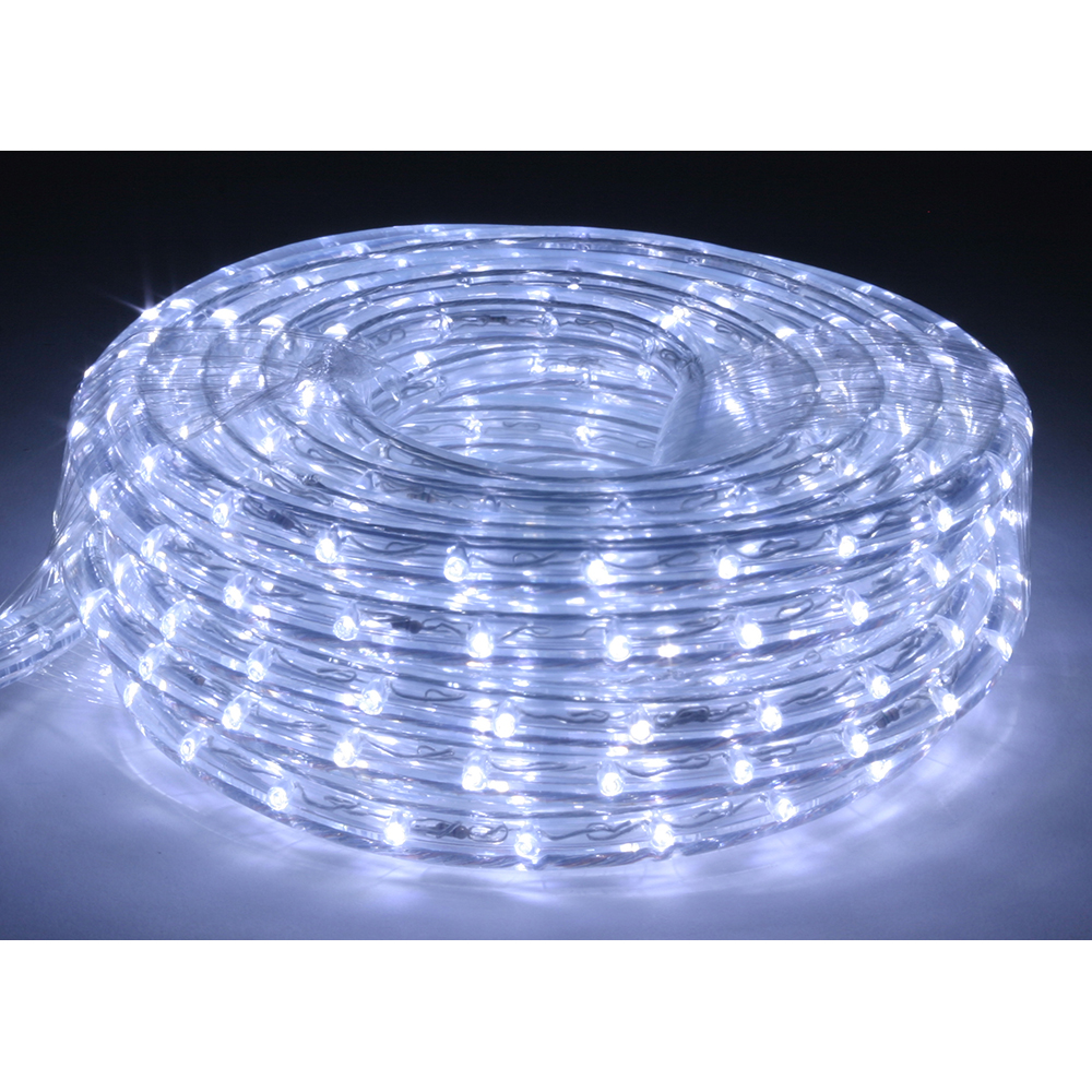 Rope lights led flexbrite 75 ft cool white walmart aloadofball Gallery