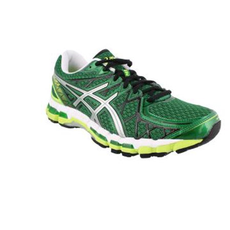 new concept 797ab 94bed Asics - ASICS Men s Gel Kayano 20 Running Shoe,Pine Lightning White ...