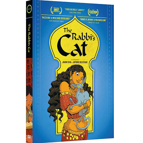 The Rabbi's Cat (French) (Widescreen)