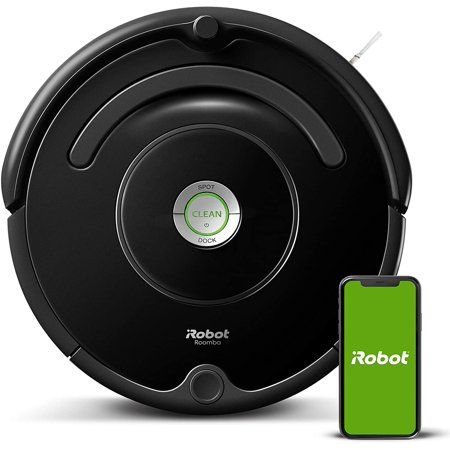 iRobot Roomba 675 Robot Vacuum-Wi-Fi Connectivity, Works with Alexa, Good...