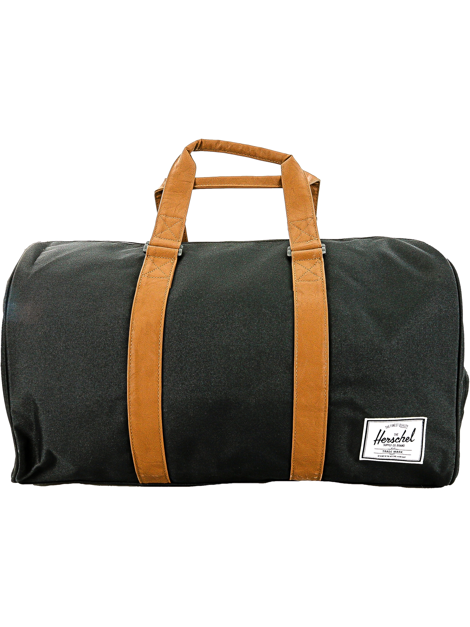 5079443be4ae Herschel Supply Co Novel Canvas Duffle Bag - Black - Walmart.com