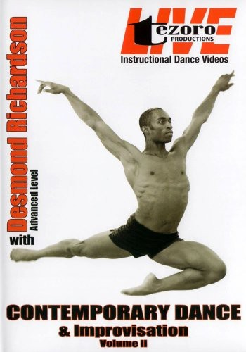 Live At The Broadway Dance Center: Contemporary Dance & Improvisation,Vol. 2 by BAYVIEW FILMS
