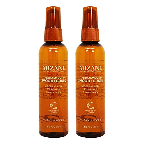 "Mizani Thermasmooth Smooth Guard Serum 3.4oz ""Pack of 2"""