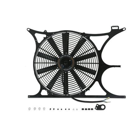 Mishimoto 92-99 BMW E36 Fan Shroud w/ 1/8in NPT Port Kit