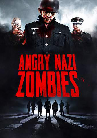 Angry Nazi Zombies by