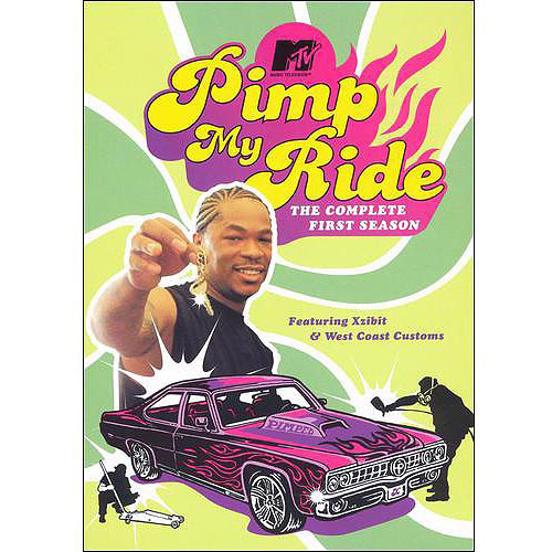 Pimp My Ride: The Complete First Season (Full Frame)
