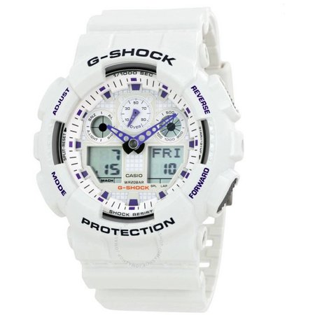 Casio G Shock Mens Watch Ga100a 7Acr