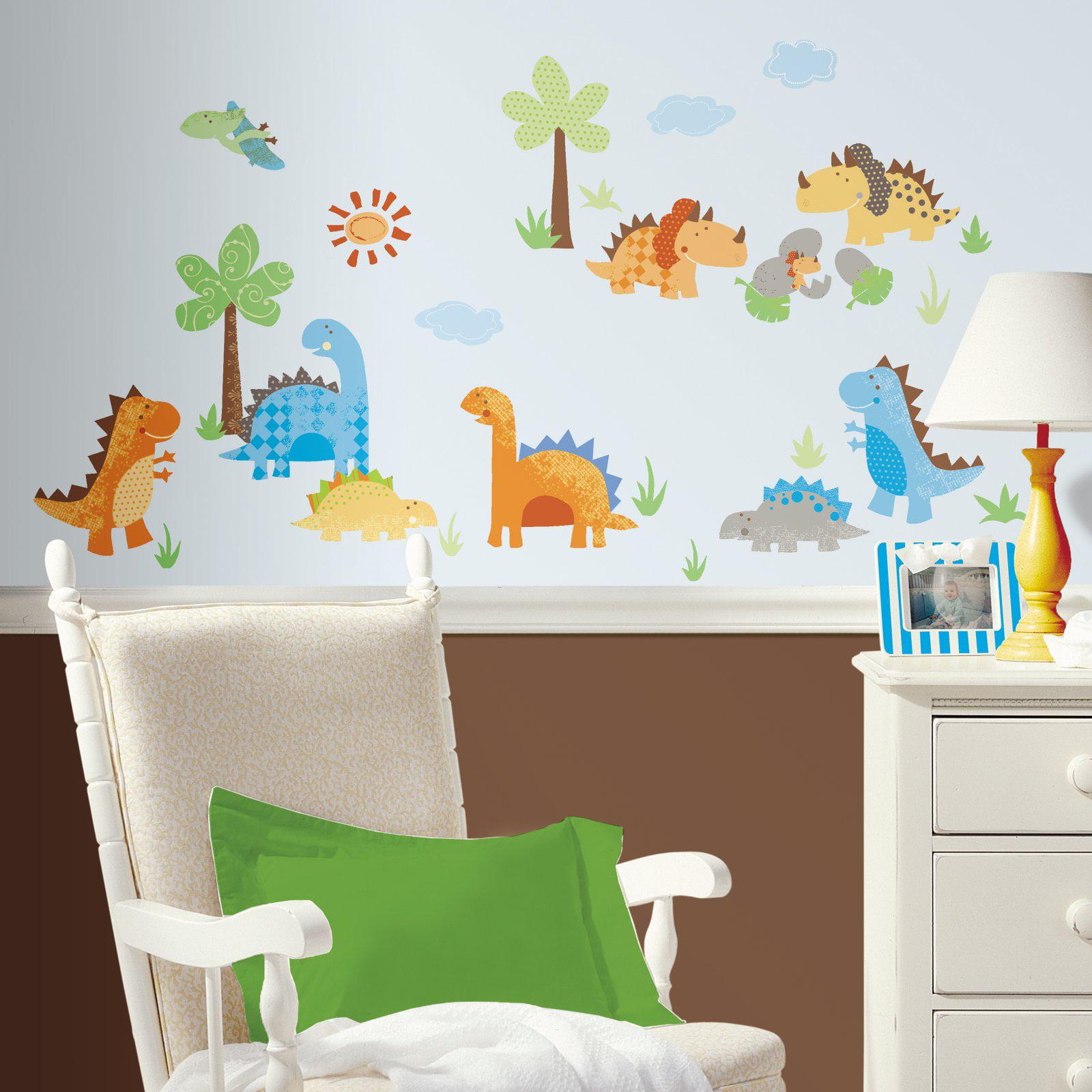 Babysaurus Peel & Stick Wall Decals