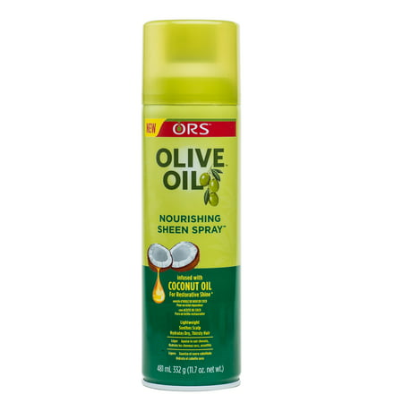ORS Olive Oil Nourishing Sheen Spray 11.7 - Moisturizing Oil Sheen Spray