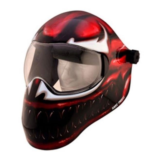 """Save Phace 3012640 /""""carnage/"""" Efp F-series Welding Helmet"""