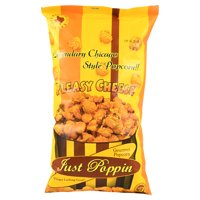 Just Poppin Chicago Style Pleasy Cheese Popcorn, 6.5 Oz.