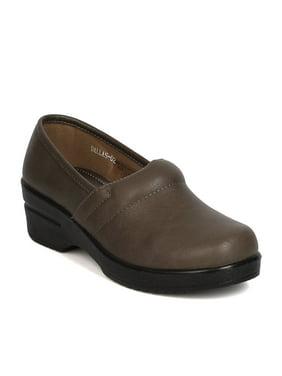 f281fbf0c5e1 Product Image New Women Refresh Dallas-02 Leatherette Round Toe Slip On Clog