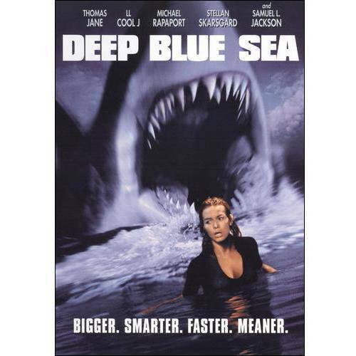 Deep Blue Sea (Collector's Edition)
