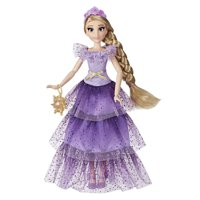 Disney Princess Style Series Rapunzel Doll with Headband, Purse, Shoes