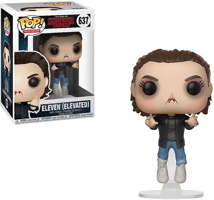 New Stranger Things Eleven Action Figure 3.75 inch Funko