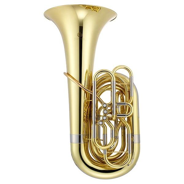 Jupiter 4 Valve 4 4 Size BBb Tuba Concert Model, JTU1110 by Jupiter