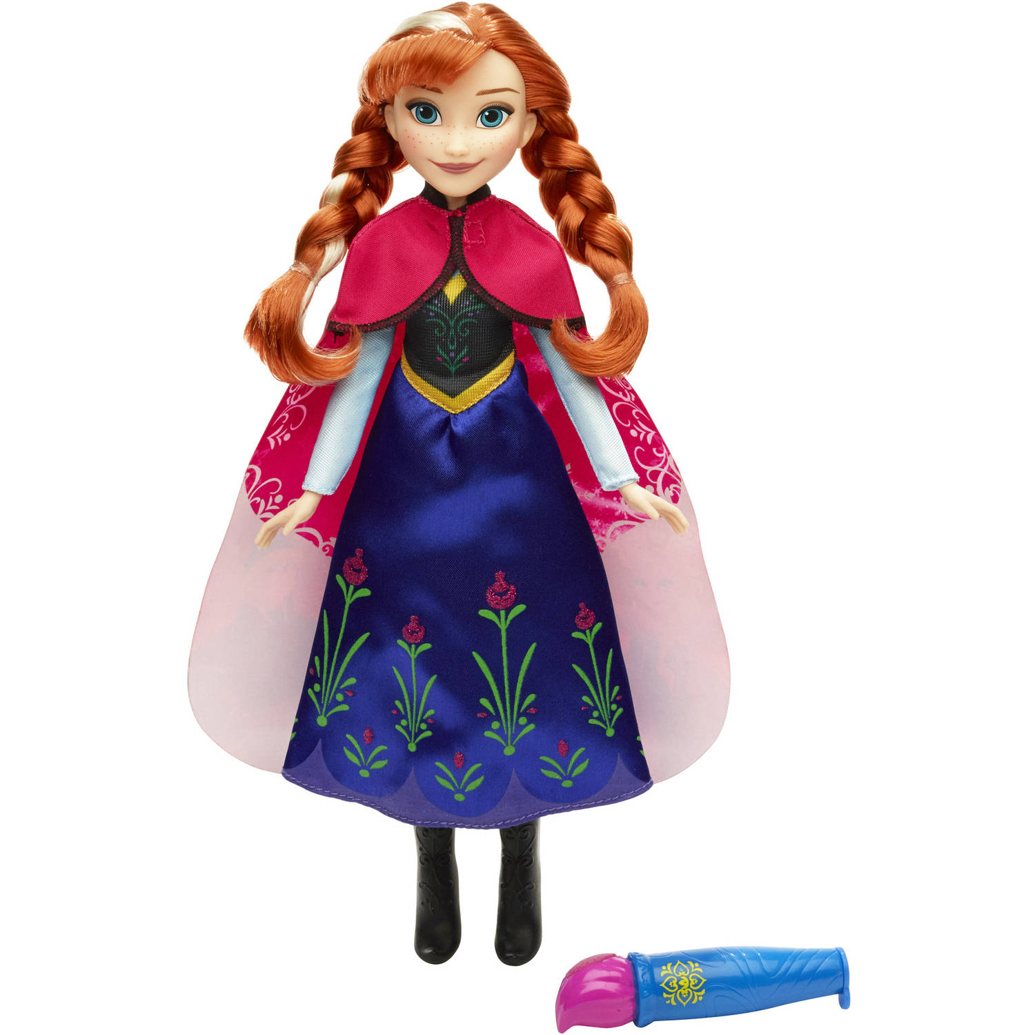 Disney Frozen Anna's Magical Story Cape by Hasbro
