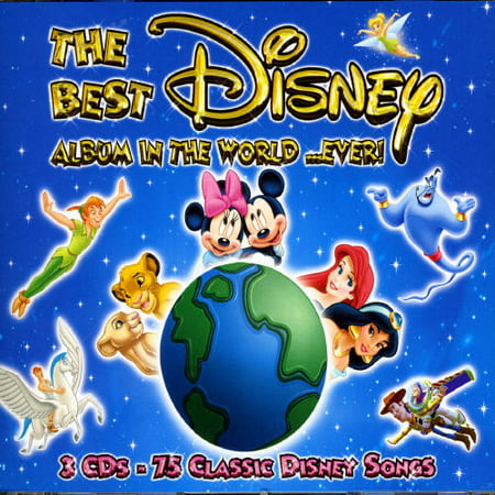 Best Disney Album in the World Ever Soundtrack (Best Time To Travel To Disney World)