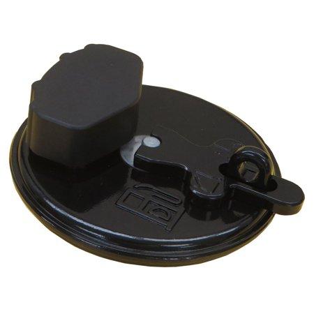 7X7700 Black Caterpillar Locking Fuel Cap CAT 311D 312D 320C E320D 323D Dozer Excavator Caterpillar Dozer Parts