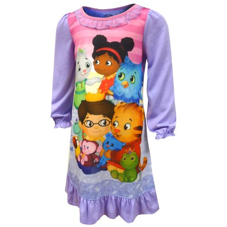 Daniel Tiger's Neighborhood Good Night to You Toddler Nightgown