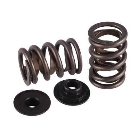 Crane Cams 13308-1 Valve Springs and Retainers Kit for Chevrolet V8, (Set of - Crane Cams Valve Springs