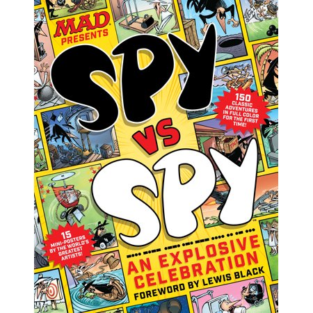 Mad Spy Vs Spy: An Explosive Celebration