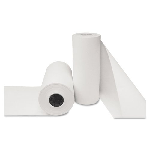 Boardwalk B3640720 Butcher Paper, 36 x 720 ft, White Roll by Boardwalk by