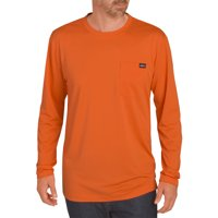 Dickies Men's Long Sleeve Performance Pocket T-Shirt