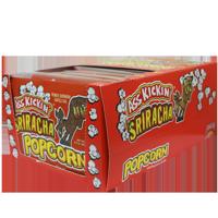 Ass Kickin' Sriracha Popcorn 12 Pack