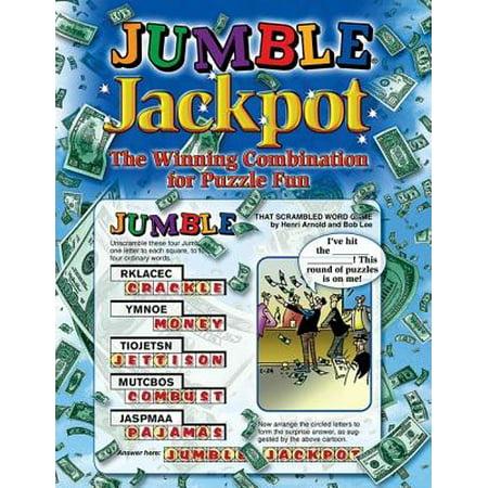 Faithfull Combination - Jumble® Jackpot : The Winning Combination for Puzzle Fun