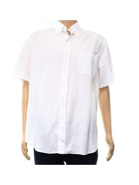 bca9afdb6 Product Image Ralph Lauren NEW White Mens Size XL Seersucker Button Down  Shirt