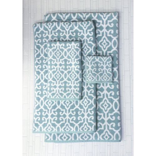 Better Homes and Gardens Thick and Plush Jacquard Bath Towel