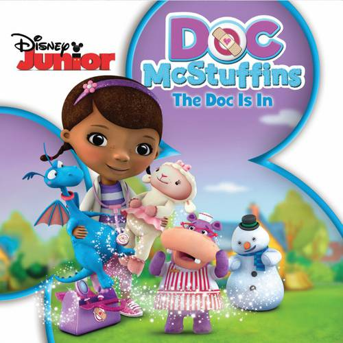 Doc McStuffins: The Doc Is In Soundtrack