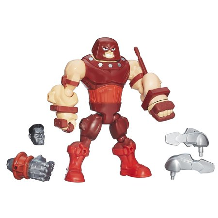 Marvel Super Hero Mashers Battle Upgrade Juggernaut Action Figure (Elektra Superhero)