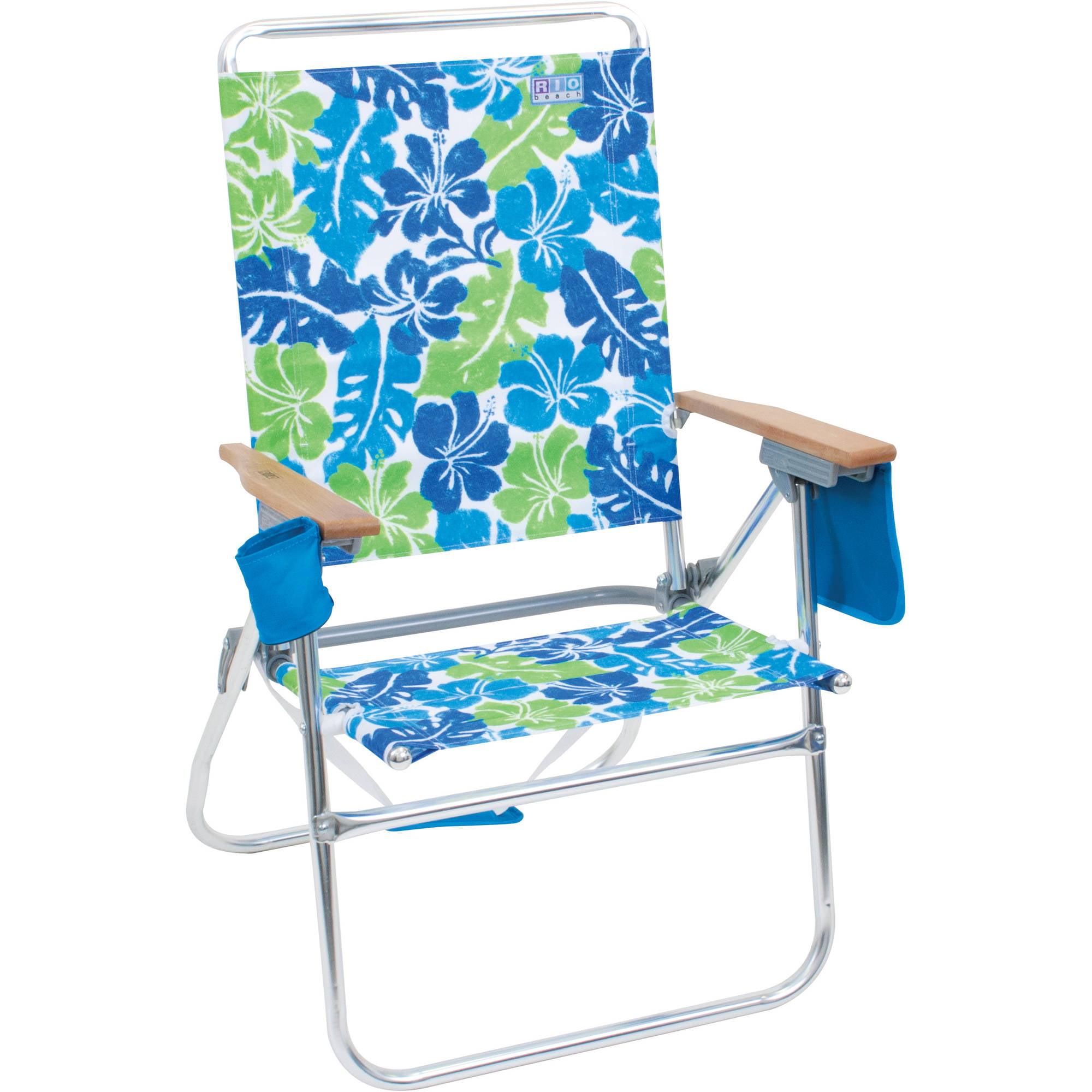 RIO Beach Deluxe Hi-Boy Chair