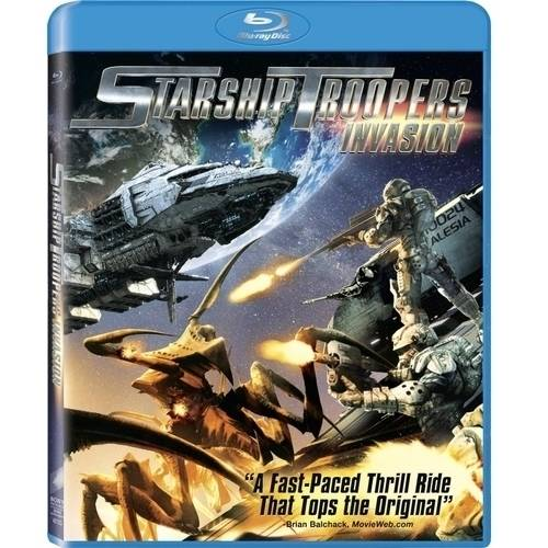 Starship Troopers: Invasion (Blu-ray) (Widescreen)